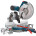 Best Compact Miter Saw The Bosch GCM12SD is the best compact miter saw because of its patented axial glide system that not only gives you more control when cutting materials