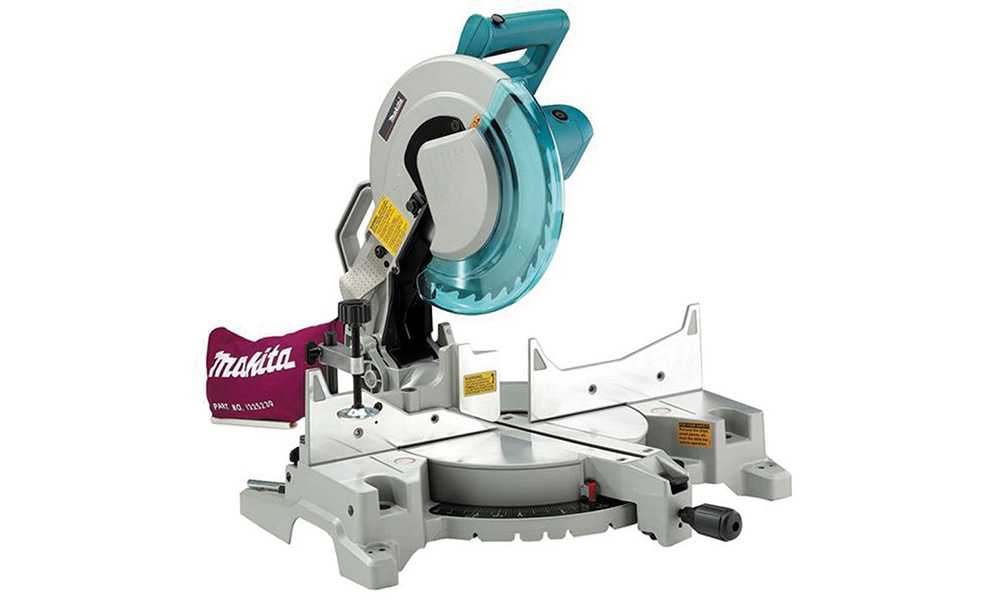 makita ls1221 12 inch compound miter saw kit review. Black Bedroom Furniture Sets. Home Design Ideas